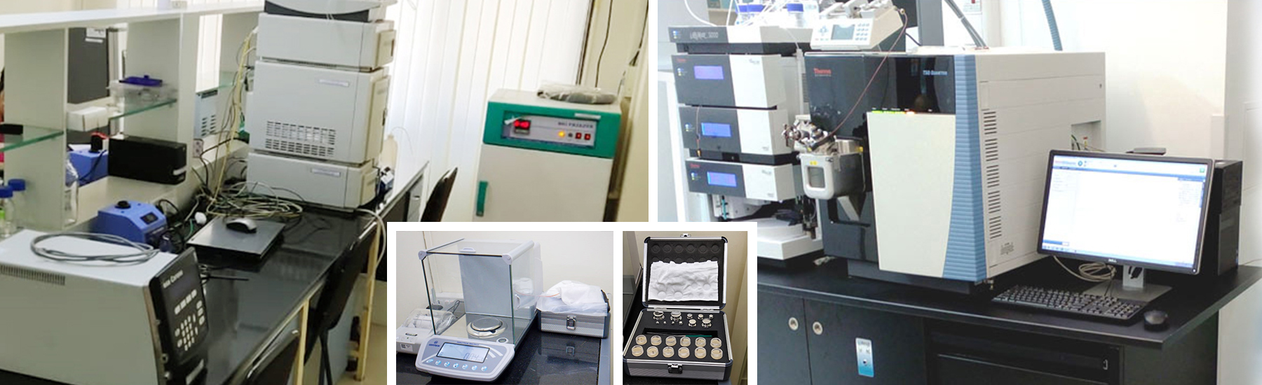 Scientific Instruments and Laboratory Solutions